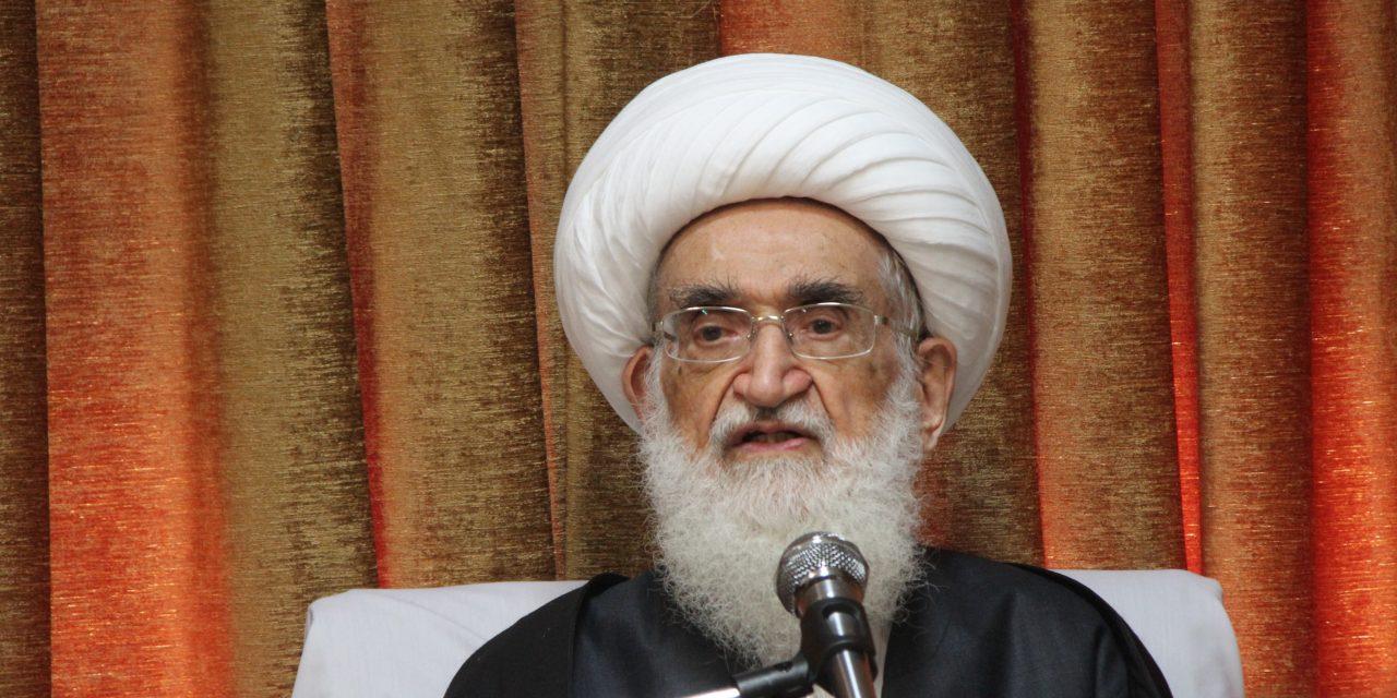 Ayatollah Hossein Noori-Hamedani