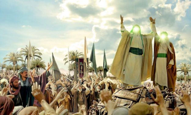 Ghadir: the greatest Eid of all religions