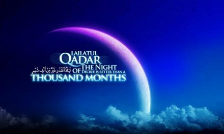 The Night of Qadr is better than a thousand months