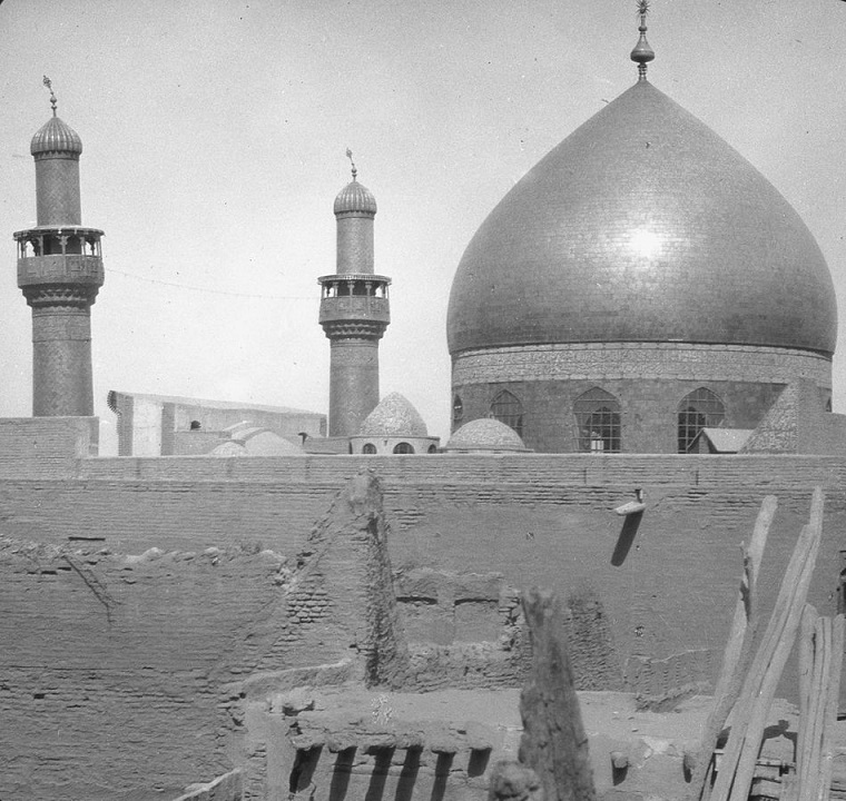 Imam Ali's (AS) Shrine in 1932