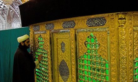 Imamzadeh Hamzah, tomb of the son of Imam Musa al-Kazem (AS)