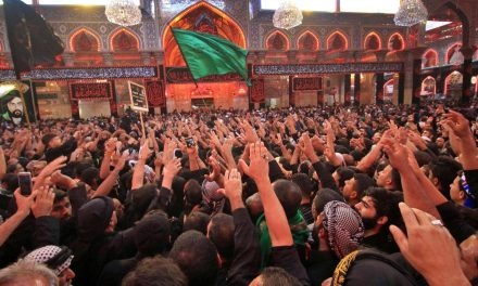 Arbaeen of 2017 in photos