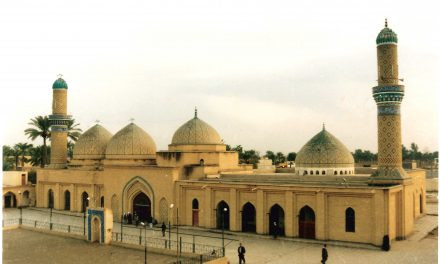 Salman Farsi, companion of Prophet Muhammad (PBUH)