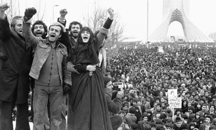 'The Islamic Revolution has inspired other nations to rise up against colonial powers'