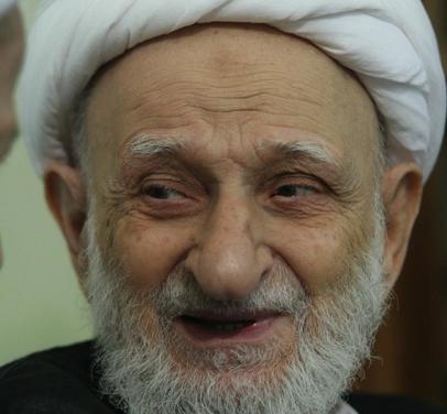 Grand Ayatollah Mohammad Taqi Bahjat Foumani