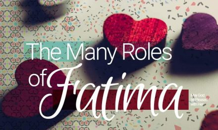 The many roles of Fatima (AS)