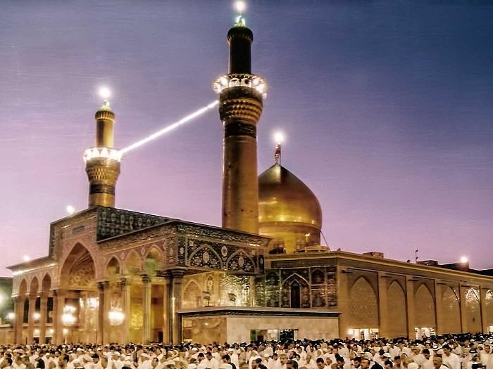Imam Hussein (AS) through time