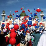 Eid al-Fitr and relevant hadiths