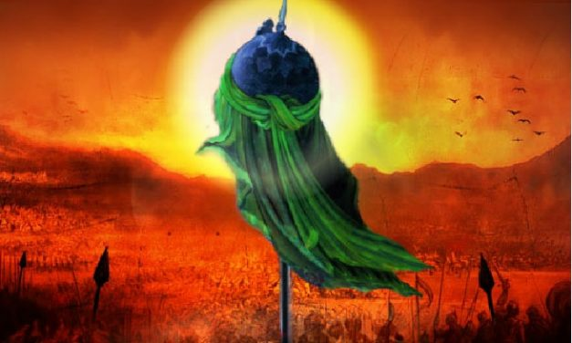Head of Imam Hussein (AS)