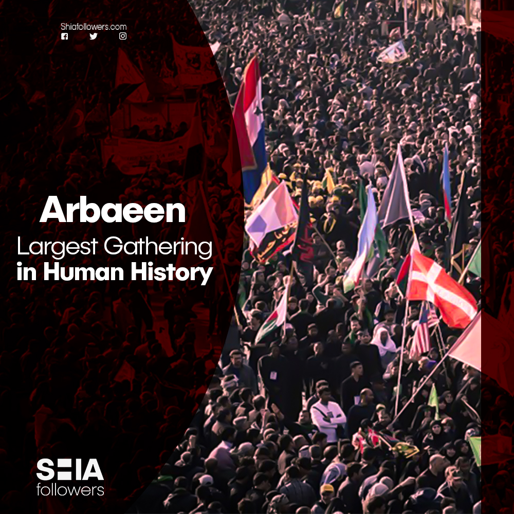 Arbaeen , The Most International Walk Of The Religious History