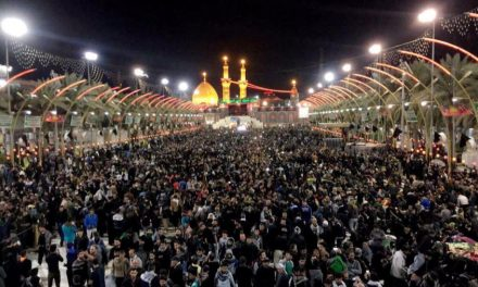 Arbaeen preparation: towards global justice